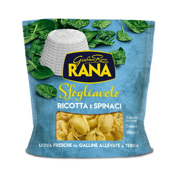 Tortelloni with Ricotta and...