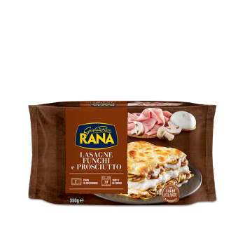 Lasagne with Ham and...