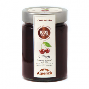 100% Cherry Fruit Compote -...