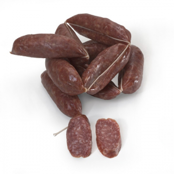 Cured wild boar sausages -...