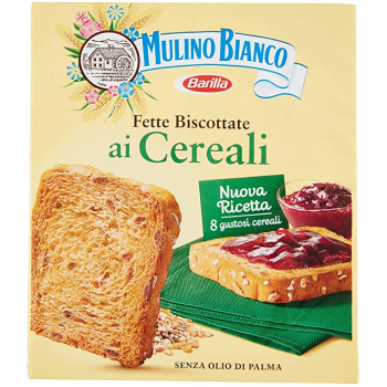 Rusks with Cereals - Mulino...