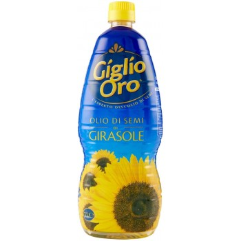 Sunflower Seed Oil - 1000 ML - Lily