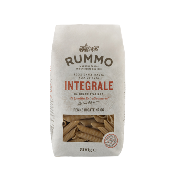 Rummo - Wholemeal Penne rigate - 500 g
